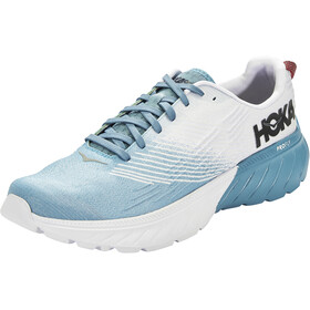 Hoka One One Mach 3 Schoenen Heren, blue moon/white